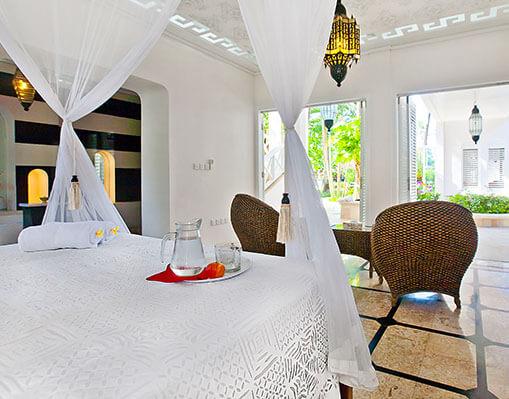 Villa Puri Nirwana - Garden wing guest suites design