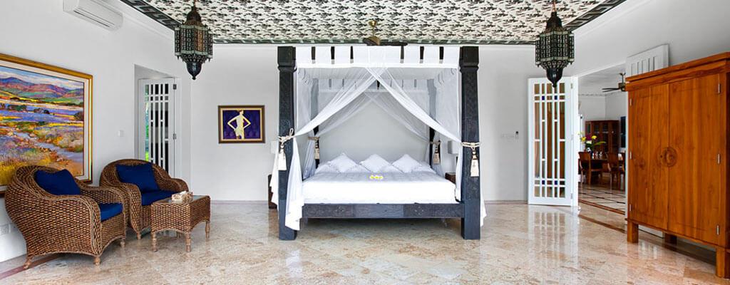 Villa Puri Nirwana - Master suite